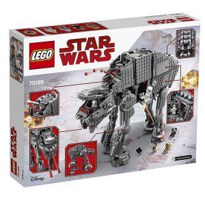 Sets de Lego de construcción de Star Wars - Lego AT AT