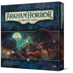 Los mejores juegos de mesa del mundo - juego de mesa Arkham Horror