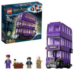 Sets de Lego de construcción de Harry Potter - Lego Autobus mágico