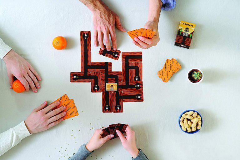 Los mejores juegos de mesa del mundo - juego de mesa Bandido tablero