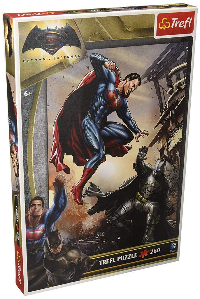 Puzzles de DC - Batman vs Superman