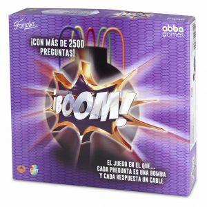 Juegos de mesa de televisión - juego de Boom