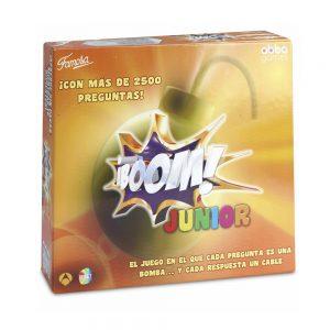 Juegos de mesa de televisión - juego de Boom Junior
