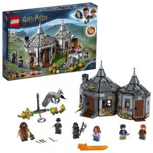 Sets de Lego de construcción de Harry Potter - Lego Cabaña de Hagrid