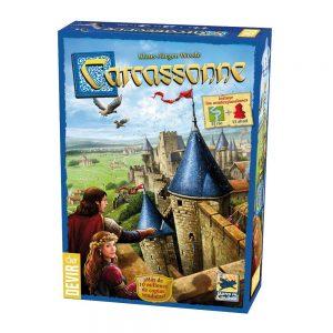 Los mejores juegos de mesa del mundo - juego de mesa Carccassone