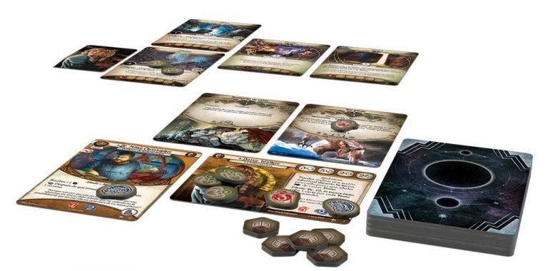 Los mejores juegos de mesa del mundo - juego de mesa Cartas Arkham Horror