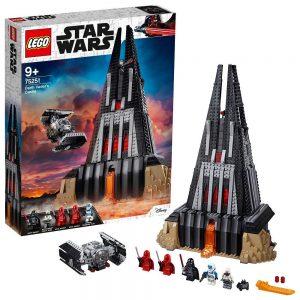 Sets de Lego de construcción de Star Wars - Lego Castillo de Darth Vader