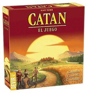 Los mejores juegos de mesa del mundo - juego de mesa Catan