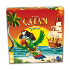 Juegos de mesa para niños - Juego de mesa de Catan Junior