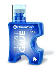 Pegamentos para puzzles- Clementoni Pegamento