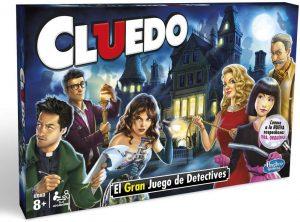 Juegos de mesa de habilidad - Juego de Cluedo