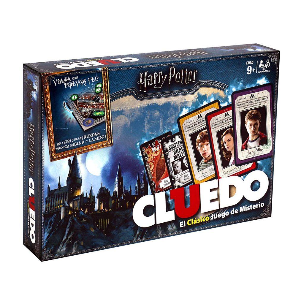 Juegos de Mesa de Harry Potter - Juego de Cluedo de Harry Potter