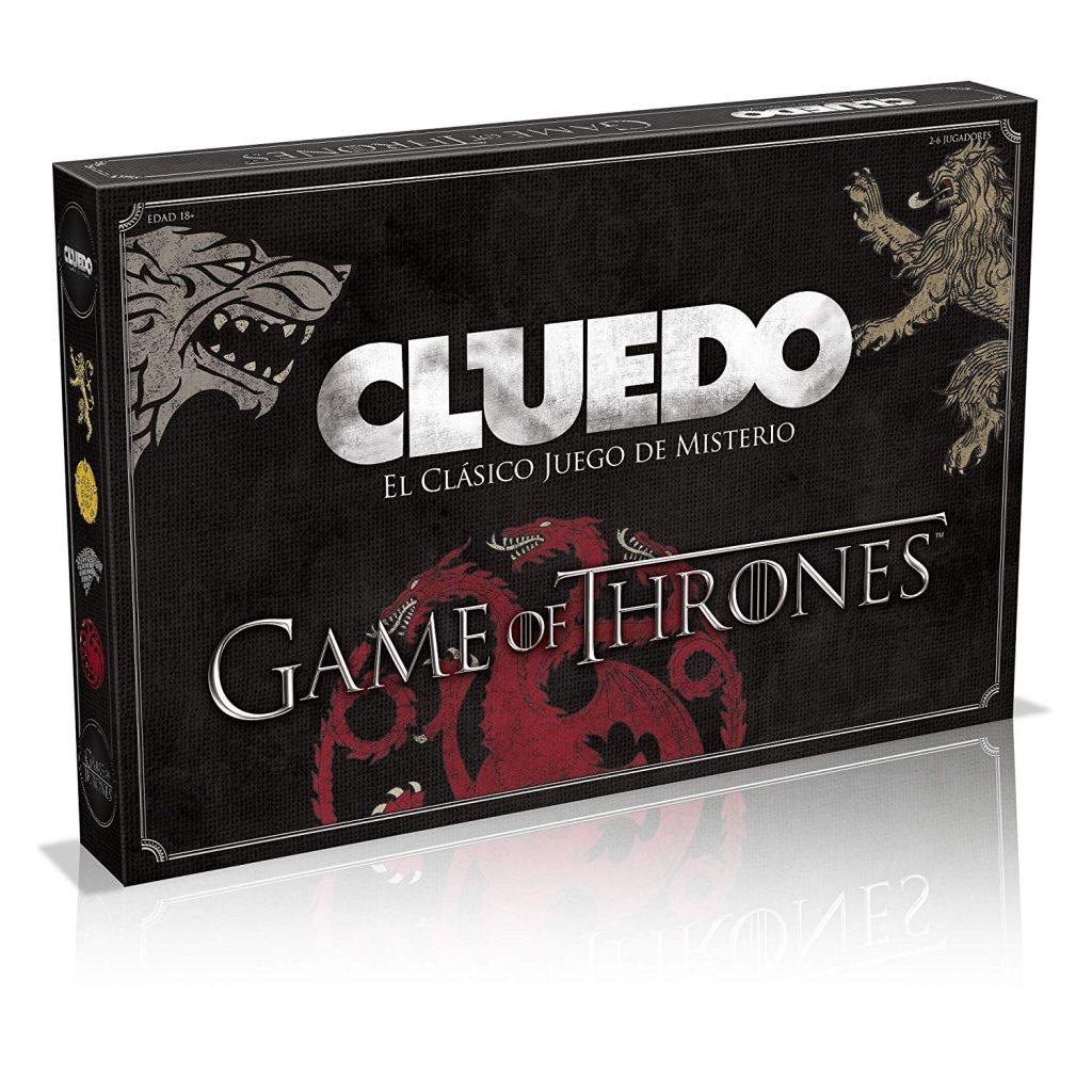 Juegos de mesa de juego de tronos - Cluedo de Juego de Tronos