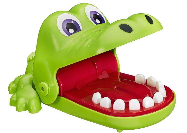 Juegos de mesa para niños - Juego de mesa de Cocodrilo