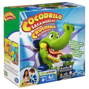 Juegos de mesa para niños - Juego de mesa de Cocodrilo sacamuelas