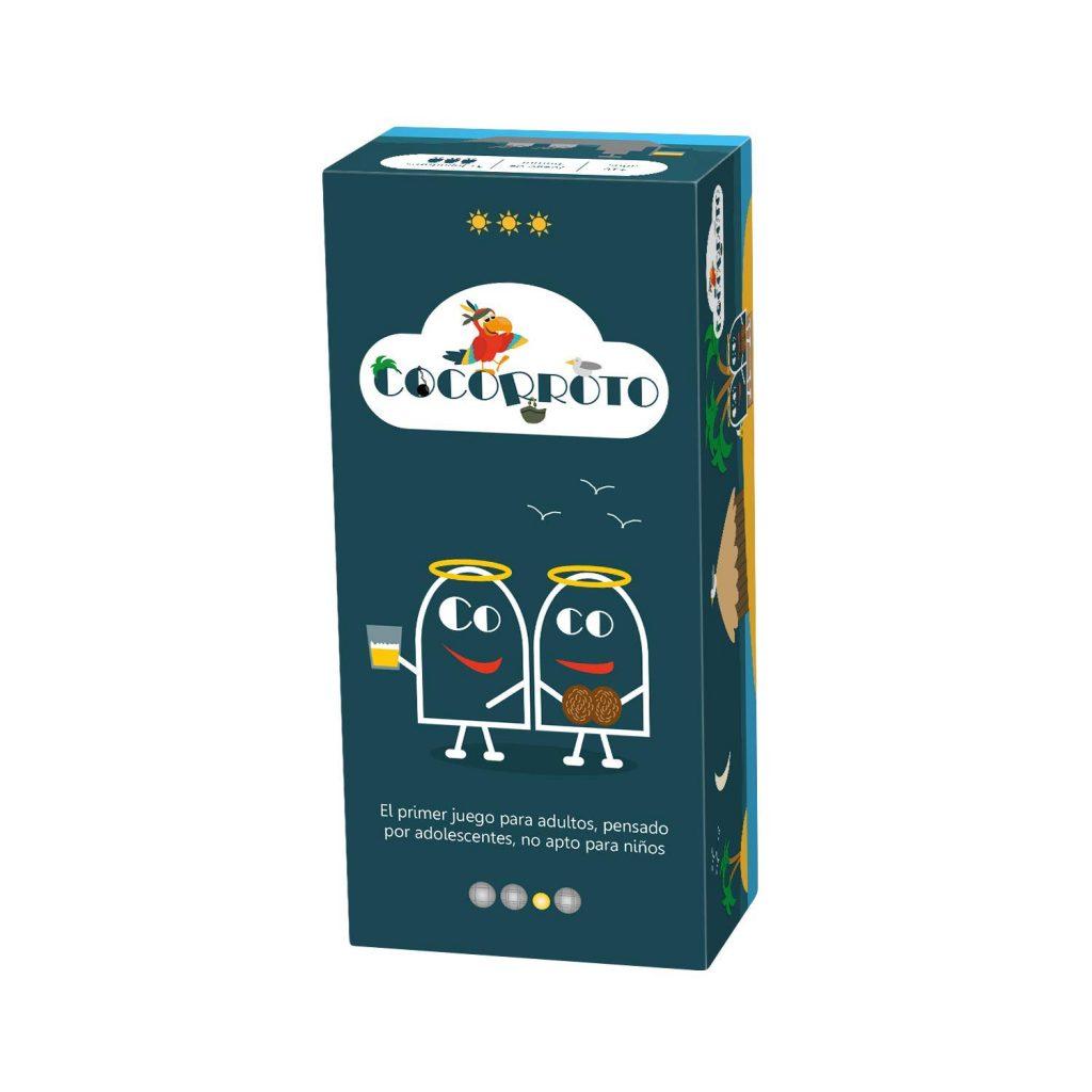 Juegos de mesa de adultos - juego Cocorroto