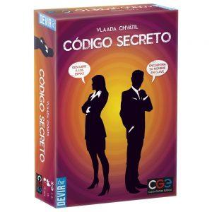 Los mejores juegos de mesa del mundo - juego de mesa Codigo secreto