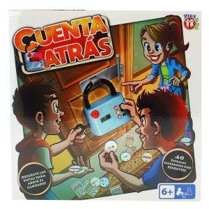 Juegos de mesa para niños - Juego de mesa de Cuenta Atras