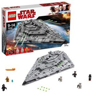 Sets de Lego de construcción de Star Wars - Lego Destructor Imperial