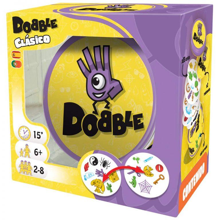 Juegos de cartas - Juego Dobble