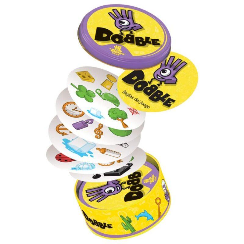 Juegos de cartas - Juego Dobble tablero