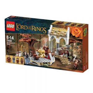 Sets de Lego de construcción del señor de los anillos - Lego El concilio de Elrond