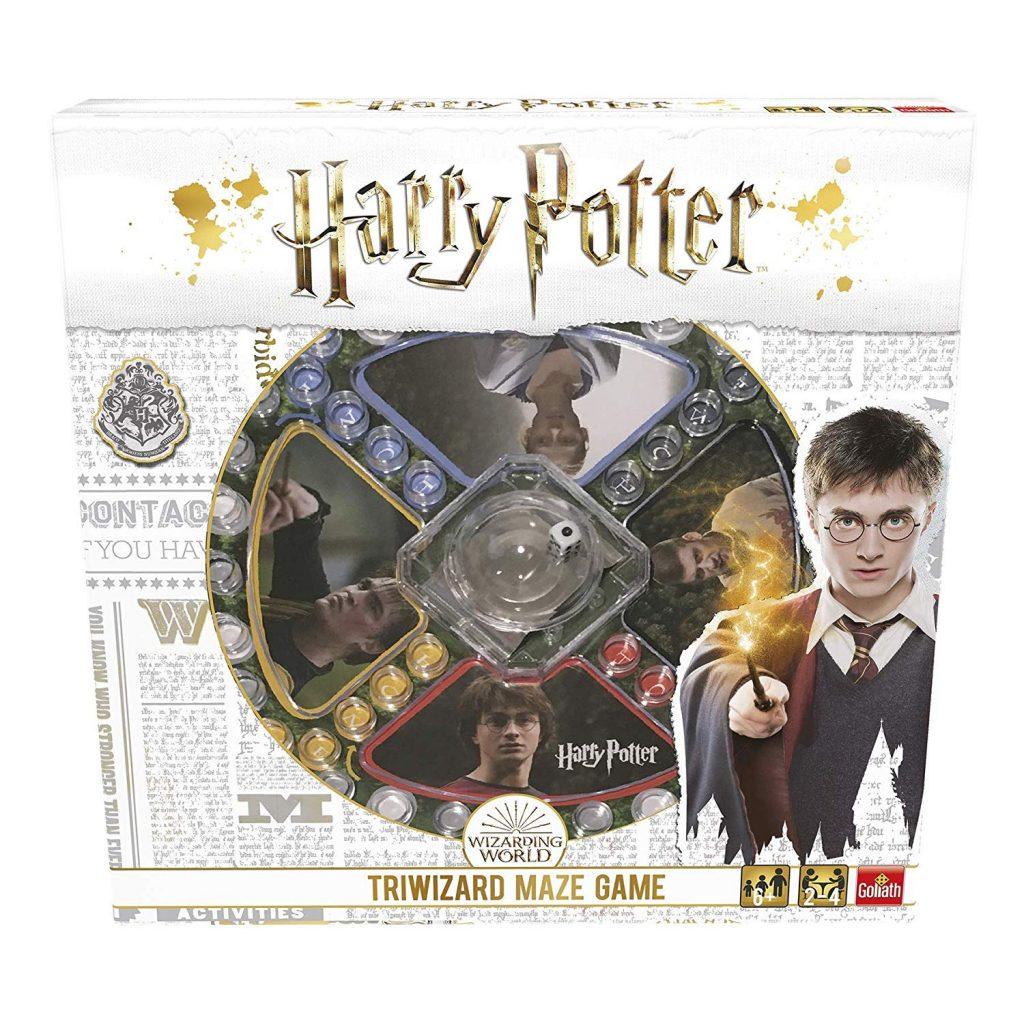 Juegos de Mesa de Harry Potter - Juego de El juego de los 3 magos