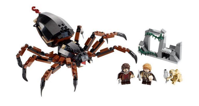 Sets de Lego de construcción del señor de los anillos - Lego Ella la Araña 2