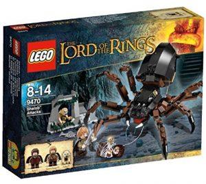 Sets de Lego de construcción del señor de los anillos - Lego Ella la Araña