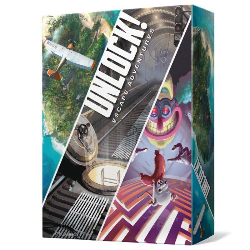 Juegos de mesa de escape - Escapa - Juego de Cartas