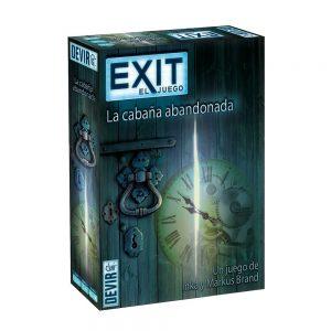 Juegos de mesa de escape - Escape Room - Exit