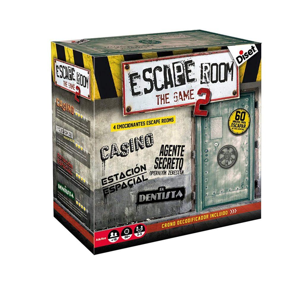 Juegos de mesa de escape - Escape Room - The game 2
