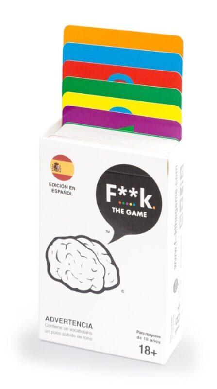 Juegos de mesa de adultos - juego +18 - juego F the game