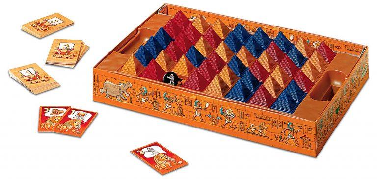 Los mejores juegos de mesa del mundo - juego de mesa Faraón tablero