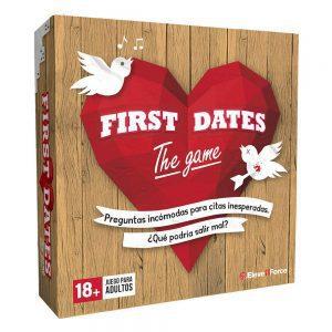 Juegos de mesa de televisión - juego de First Dates