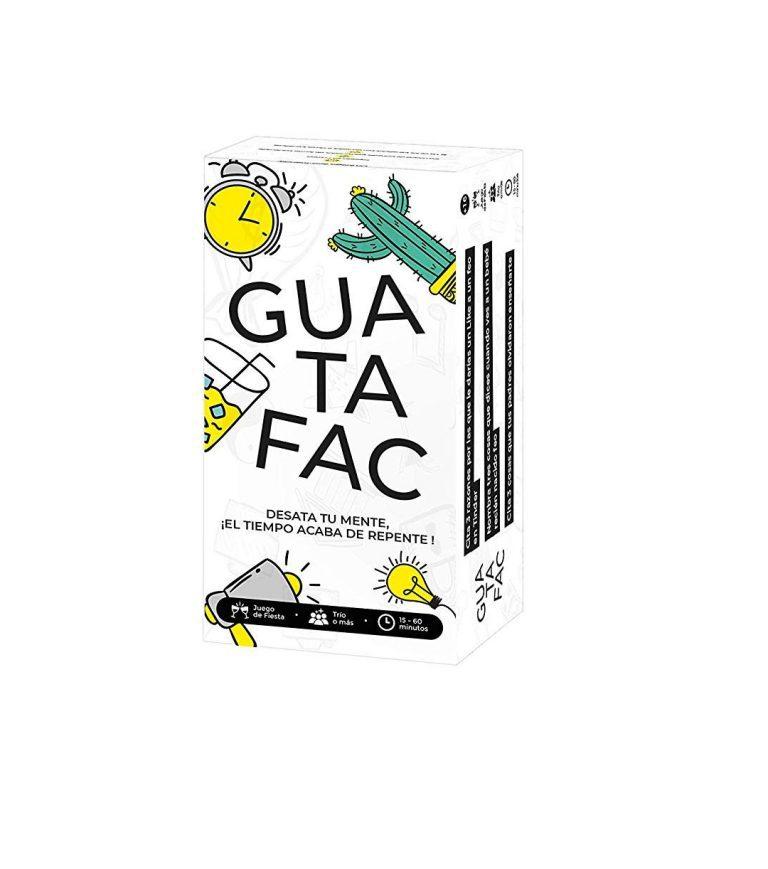 Juegos de mesa de adultos - juego +18 - juego Guatafac