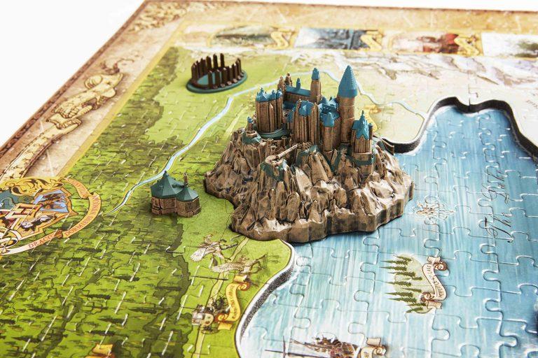 Harry Potter Puzzle de Harry Potter en 4D