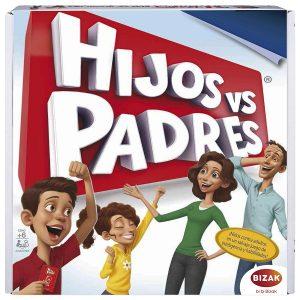 Los mejores juegos de mesa del mundo - juego de mesa HijosvsPadres