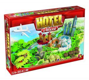 Los mejores juegos de mesa del mundo - juego de mesa Hotel