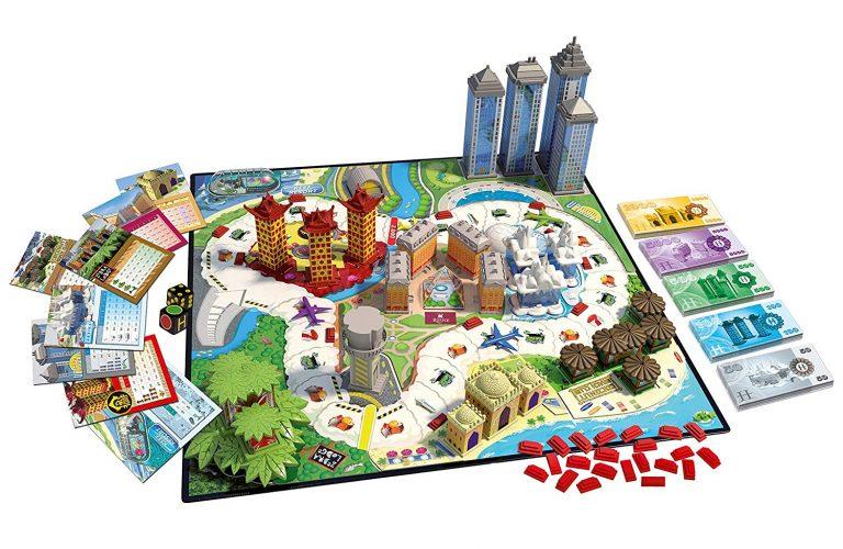 Los mejores juegos de mesa del mundo - juego de mesa Hotel tablero