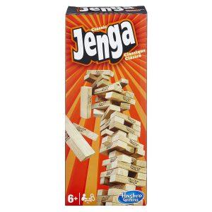 Juegos de mesa de viaje - Juegos de mesa de bolsillo - Juego de mesa de viaje Jenga