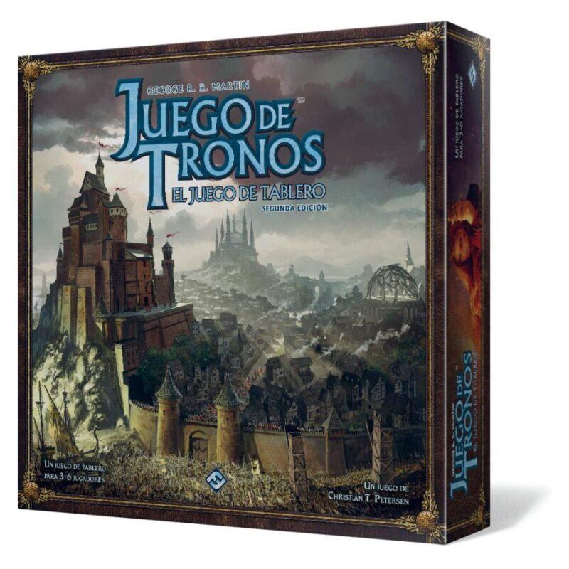 Juegos de mesa de juego de tronos - Juego de mesa de Juego de Tronos