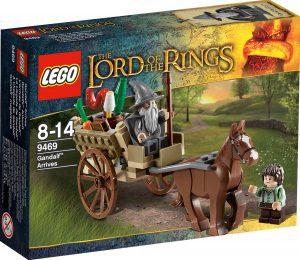 Sets de Lego de construcción del señor de los anillos - Lego La llegada de Gandalf