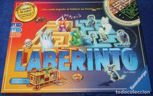 Los mejores juegos de mesa del mundo - juego de mesa Laberinto
