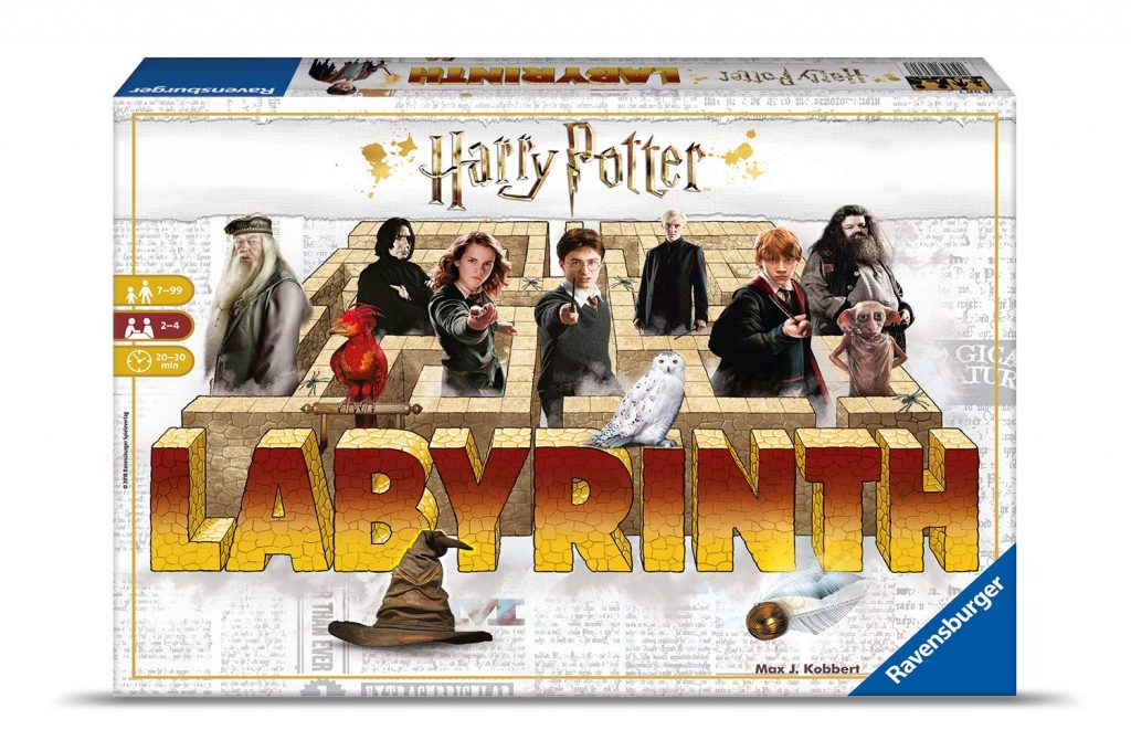 Juegos de Mesa de Harry Potter - Juego de Labyrinth