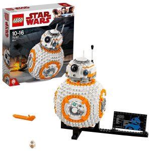 Sets de Lego de construcción de Star Wars - Lego BB8
