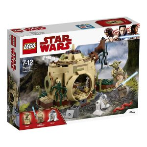 Sets de Lego de construcción de Star Wars - Lego Cabana de Yoda
