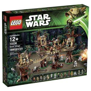Sets de Lego de construcción de Star Wars - Lego Bosque de los Ewok