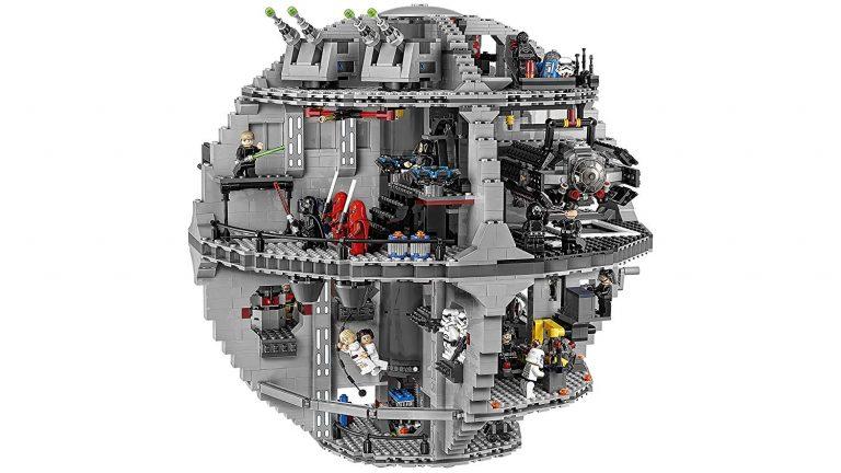 Sets de Lego de construcción de Star Wars - Lego de Estrella de la Muerte