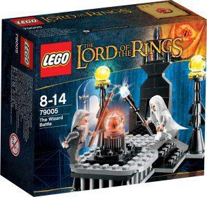 Sets de Lego de construcción del señor de los anillos - Lego duelo de magos